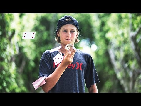 HURLEY YOUTH: NICK MARSHALL