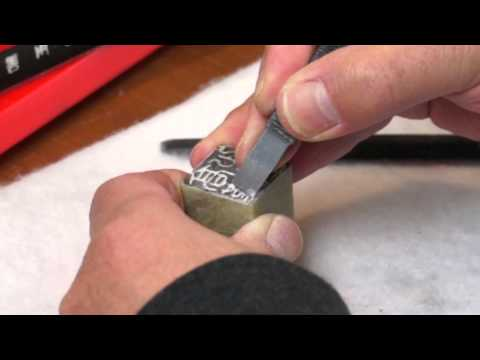 Design and Carving a Chinese Name Seal for Master Ken Cohen in Han Seal Sript