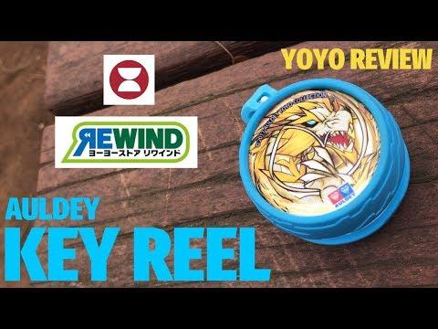 [Yo-Yo] AULDEY - Key Reel Yo-Yo Review By TokYo-Yo