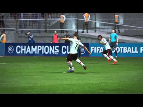 FIFA 16 Manchester united exceptionnel free kick depay