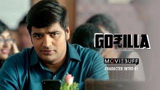 Gorilla Moviebuff Character Intro Accused No 2 Jiiva Shalini Pandey Sathish Don Sandy