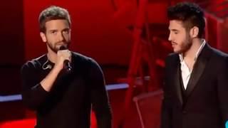 Antonio José  &  Pablo Alborán  -Tanto - Final La Voz 2015-Dj.Ramón YouTube Videos