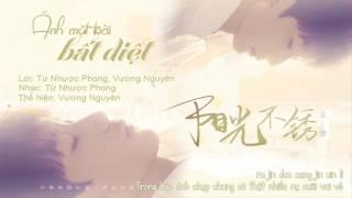 [KTX2386] [Vietsub + Pinyin] [Audio] Ánh mặt trời bất diệt 《阳光不锈》- Vương Nguyên | OST Boy Hood