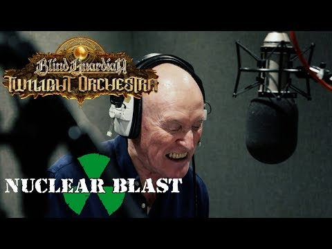 BLIND GUARDIAN TWILIGHT ORCHESTRA - Voicing The 'Legacy Of The Dark Lands' (OFFICIAL TRAILER)