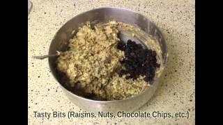 Ally's Vanishing Oatmeal Cookies