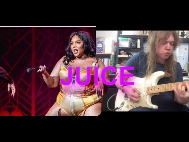 Juice By Lizzo (Cover) | Vincent Way