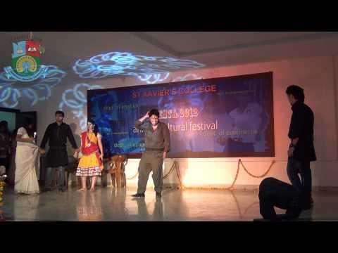 St. Xavier's College, Jaipur Fiesta 2012 (Bcom)