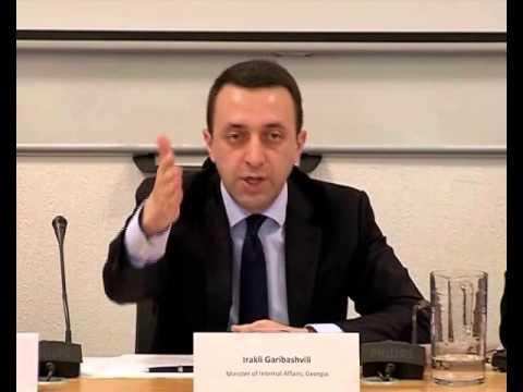 Garibashvili Merabishvilze