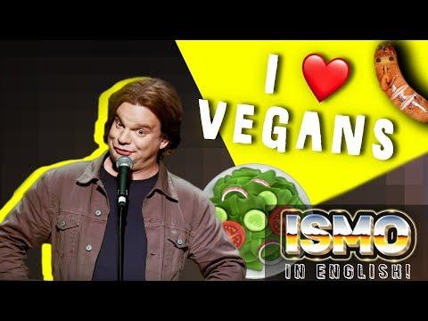 ISMO | I ❤️ Vegans