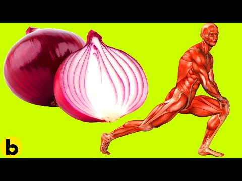Eating Onions Every Day For A Week Will Do This To Your Body