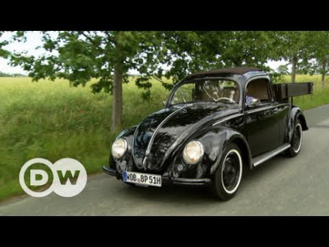 Vintage - VW Beetle Pickup | DW English