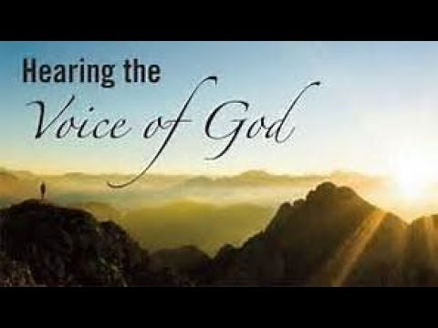 Gods Voice Brings CONTROL Preacher Joe Banks