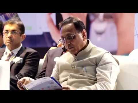 Gujarat CM, Union Minister Venkaiah Naidu open GIHED - CREDAI Home for all show in Ahmedabad