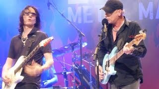 "Metal Masters 5 - Steve Vai,Billy Sheehan,Mike Portnoy ""Shyboy"" @ House Of Blues, Anaheim, CA. 2014"