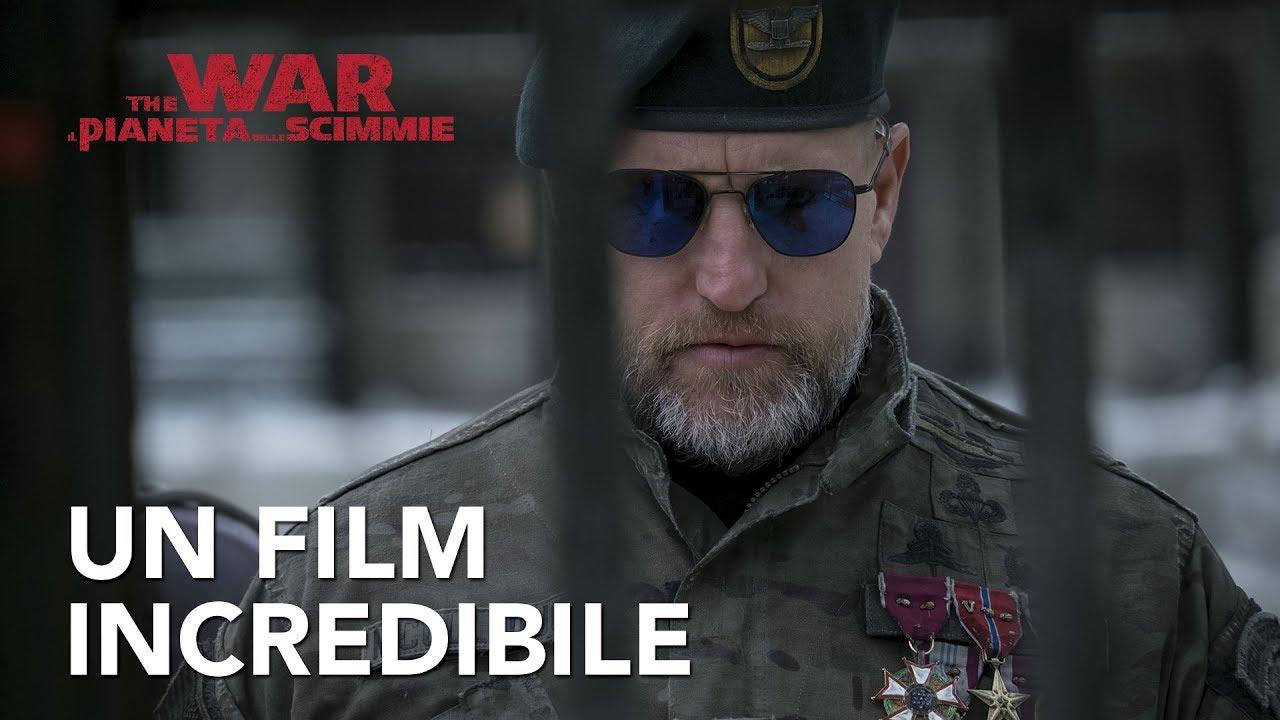 The War Il Pianeta Delle Scimmie Un Film Incredibile Spot Hd