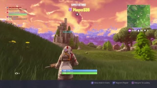 Fortnite trying to work on my aim Halfdozen2013 and RTGFAMILYyt add us PS4 HD 1080p 60fps