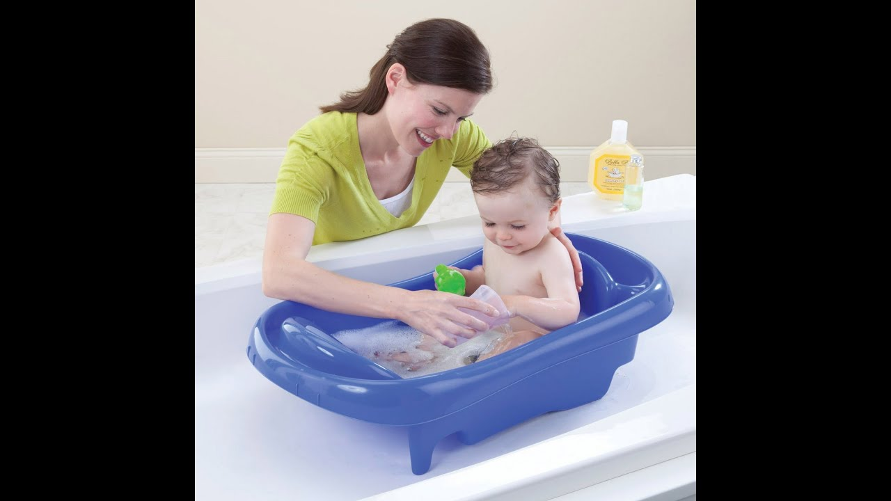 Review: The First Years Sure Comfort Deluxe Newborn To Toddler Tub ...