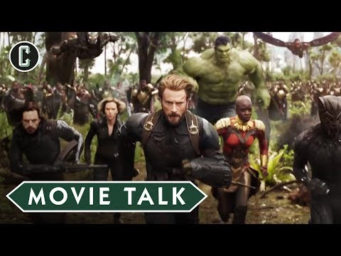 Avengers Infinity War Trailer Released - Movie Talk