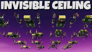 Invisible Ceiling Trap Glitch !! *INSANE TUTORIAL* Fortnite Save The World