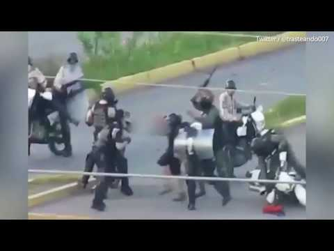 Venezuela using excessive force, arrests to crush protests