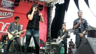 Jingga - Bring Me To Life at Benteng Kuto Besak Palembang