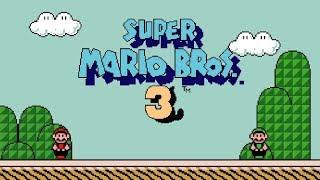 Super Mario Bros. 3 | Starts at 1:22 | Retro Game