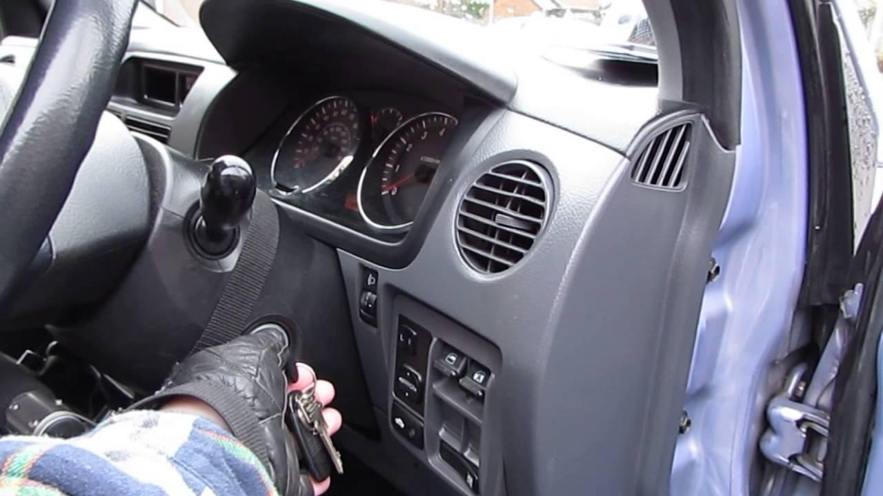 Daihatsu charade l251 10l 12v dohc ej ve automatic 2003 youtube vanachro Choice Image