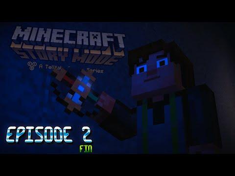 ÇA CAPTE PAS ICI ! (Minecraft Story Mode Episode 2 - #Fin)