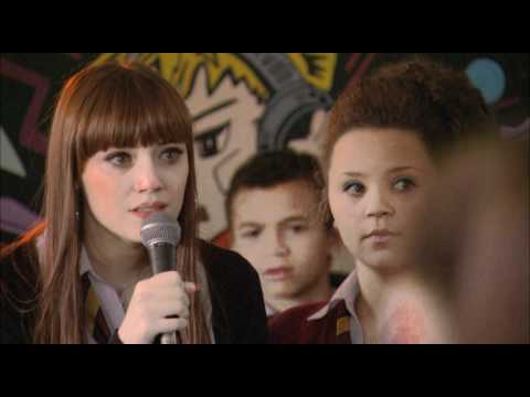 Vicki And Aiden Get Named And Shamed - Waterloo Road - BBC One