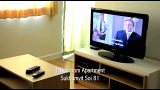My Condo Sukhumvit Soi 81 for rent 1 Bdrm Apt.