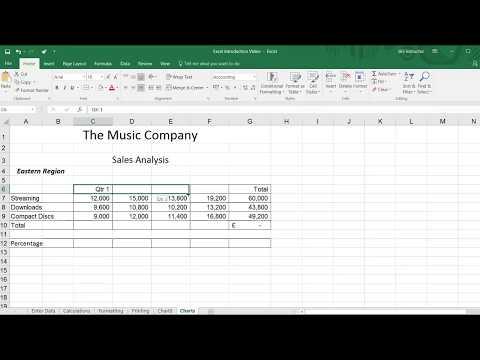 Excel Introduction | Jarrold Training