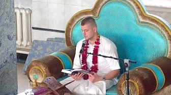 Шримад Бхагаватам 10.2.35 - Кришна Двайпаяна Вьяса прабху