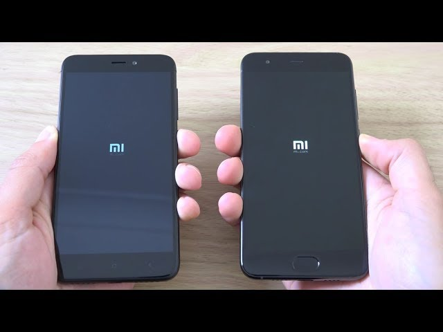 Xiaomi Redmi 4X and Xiaomi Mi6 - Which is Fastest?