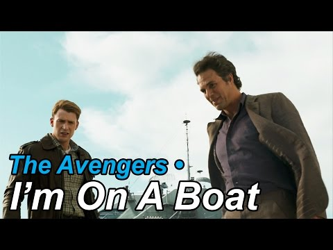 The Avengers • I'm On A Boat
