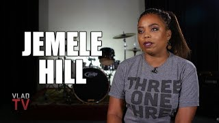 Jemele Hill is Shocked Warren Sapp Said OBJ Isn\'t \