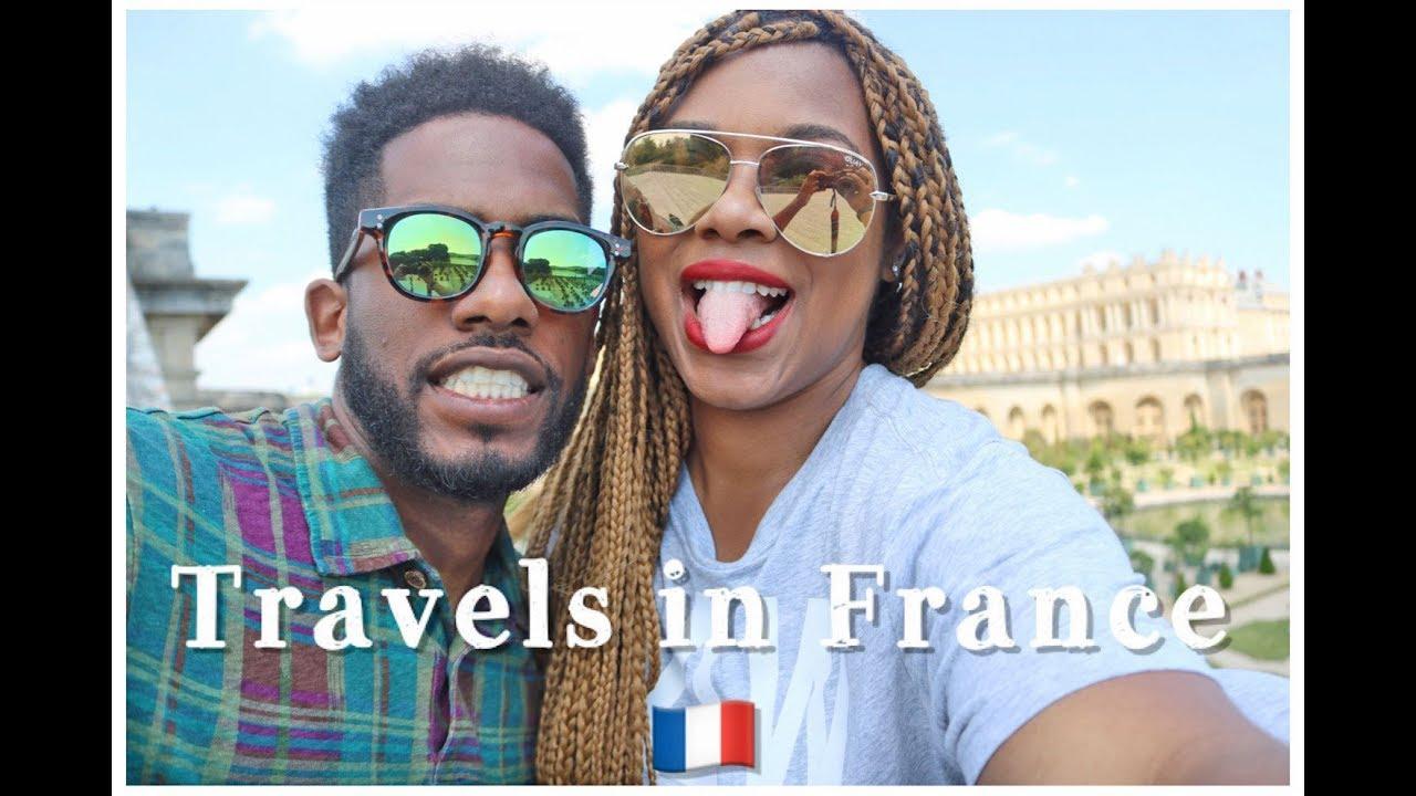 PARIS FRANCE Travel Vlog!  Notre Dame, Eiffel Tower, Louvre, Versailles