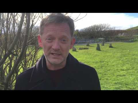 Dougie Henshall supports Hillswick Wildlife Sanctuary appeal