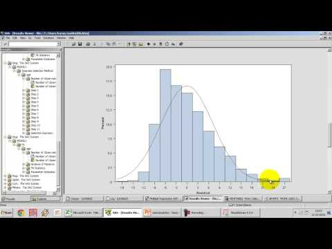 9. Residual Analysis in Linear Regression