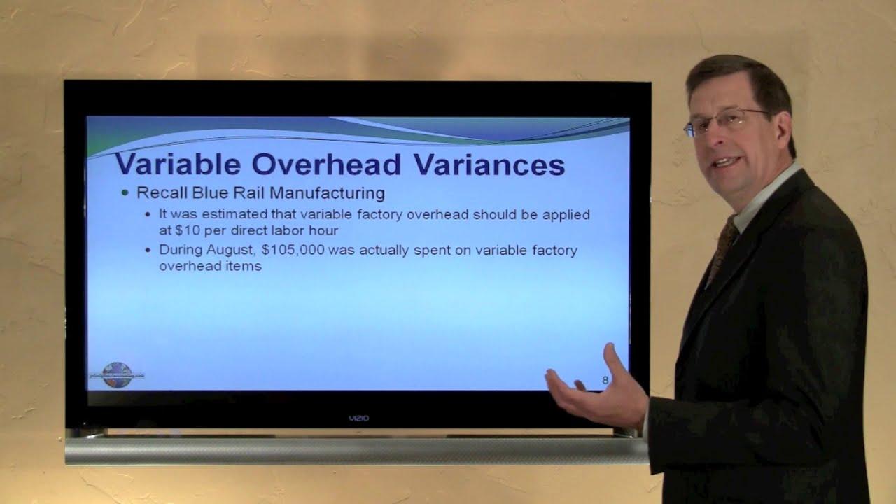 Variance Analysis - principlesofaccounting com