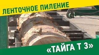 Ленточное пиление на пилораме Тайга Т 3(Ленточное пиление на пилораме Тайга Т 3 Сайт завода: http://pilorama1.org/?utm_source=youtube&utm_campaign=pilorama&utm_content=KqcpwRe5ylw ..., 2013-09-16T16:52:17.000Z)