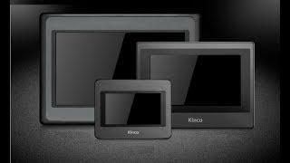 """Kinco HMIware.Подробное создание интерфейса панели оператора Kinco """"С НУЛЯ""""."""