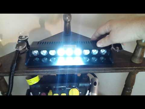 9 LED Dash Light. (Made In China)
