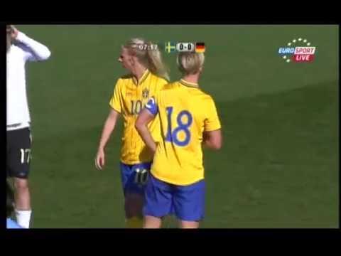 Sverige fyra i algarve cup