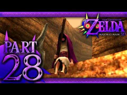 The Legend of Zelda: Majora's Mask 3D - Part 28 - Garo's Mas