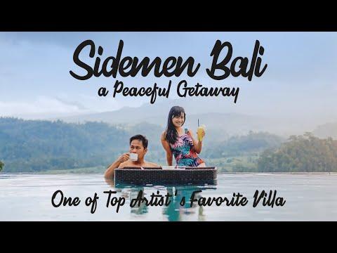 Sidemen Bali - Mick Jagger's Getaway Villa - Only 1 Hour from Kuta
