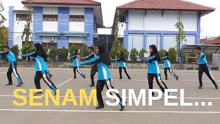 Download lagu The Best Senam Irama 2020 - SMA Negeri 2 Brebes (Official Senam Video)
