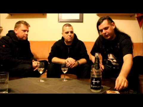 """Nightshade - Interview mit """"The Saint Paul"""" in Duisburg, 11.01.2014"""