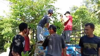 Pengambilan natura dan bazar unduh-unduh 14 Juni 2020 GKJW Argosari