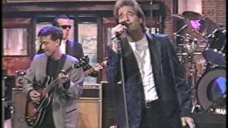 Huey Lewis and The News on Jay Leno SCREW THE COMMERCIAL
