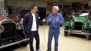 Jay Leno shares his support and love for Israel